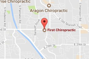 tucson chiropractor 8560 E 22nd St #100