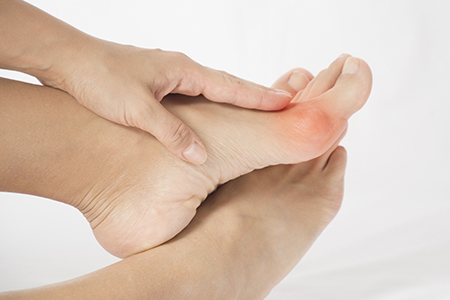 foot pain treatment in tucson
