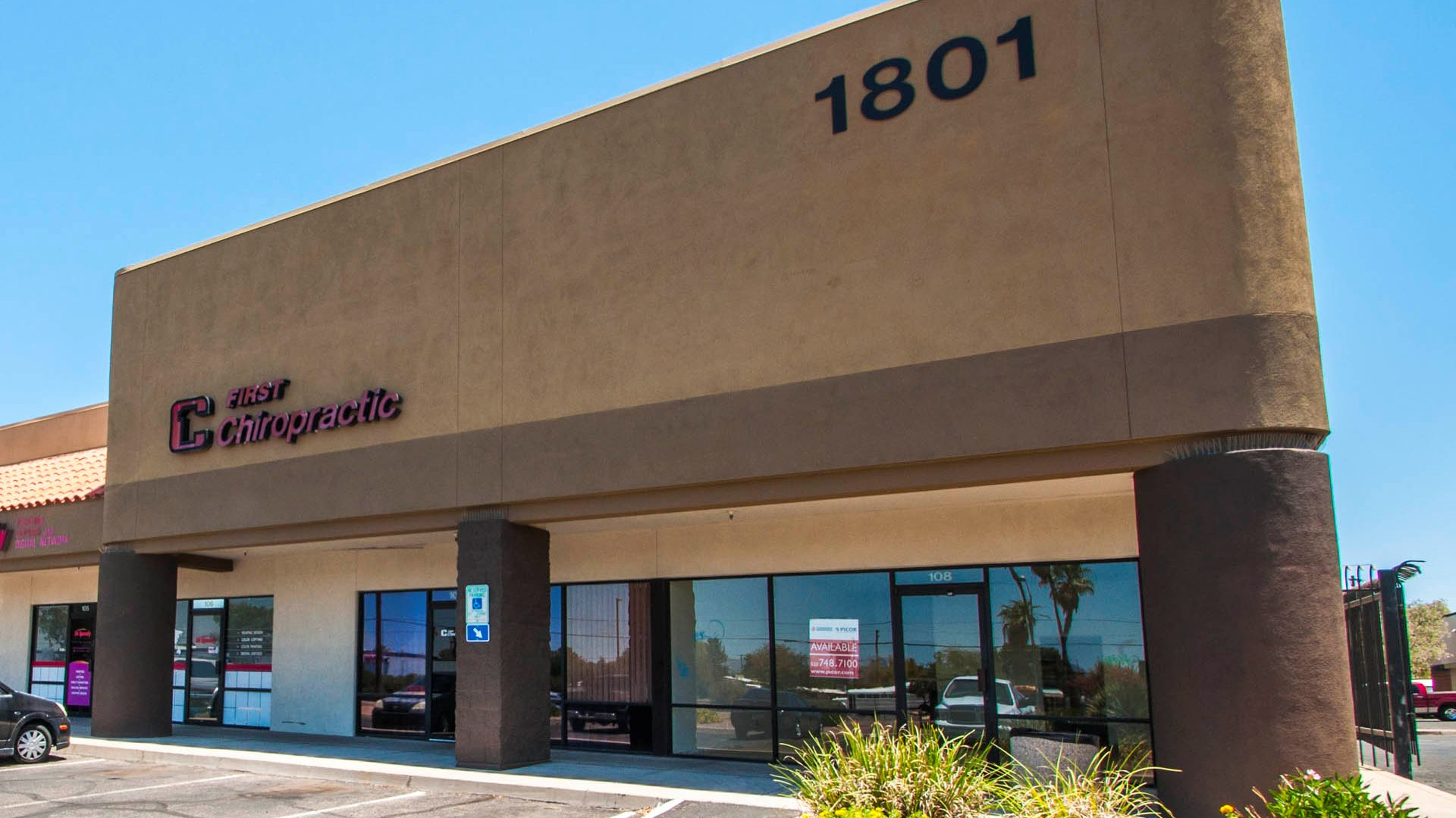 First Chiropractic of Tucson on South Alvernon Way