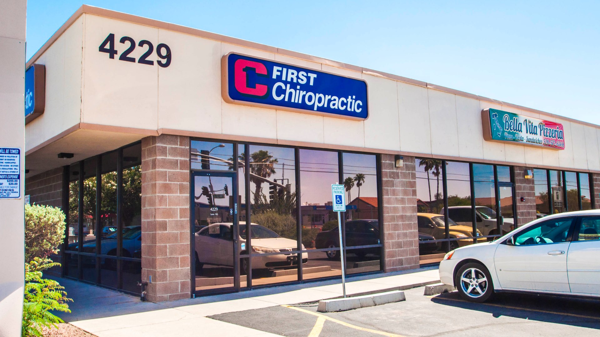 First Chiropractic of Tucson on Ina Road