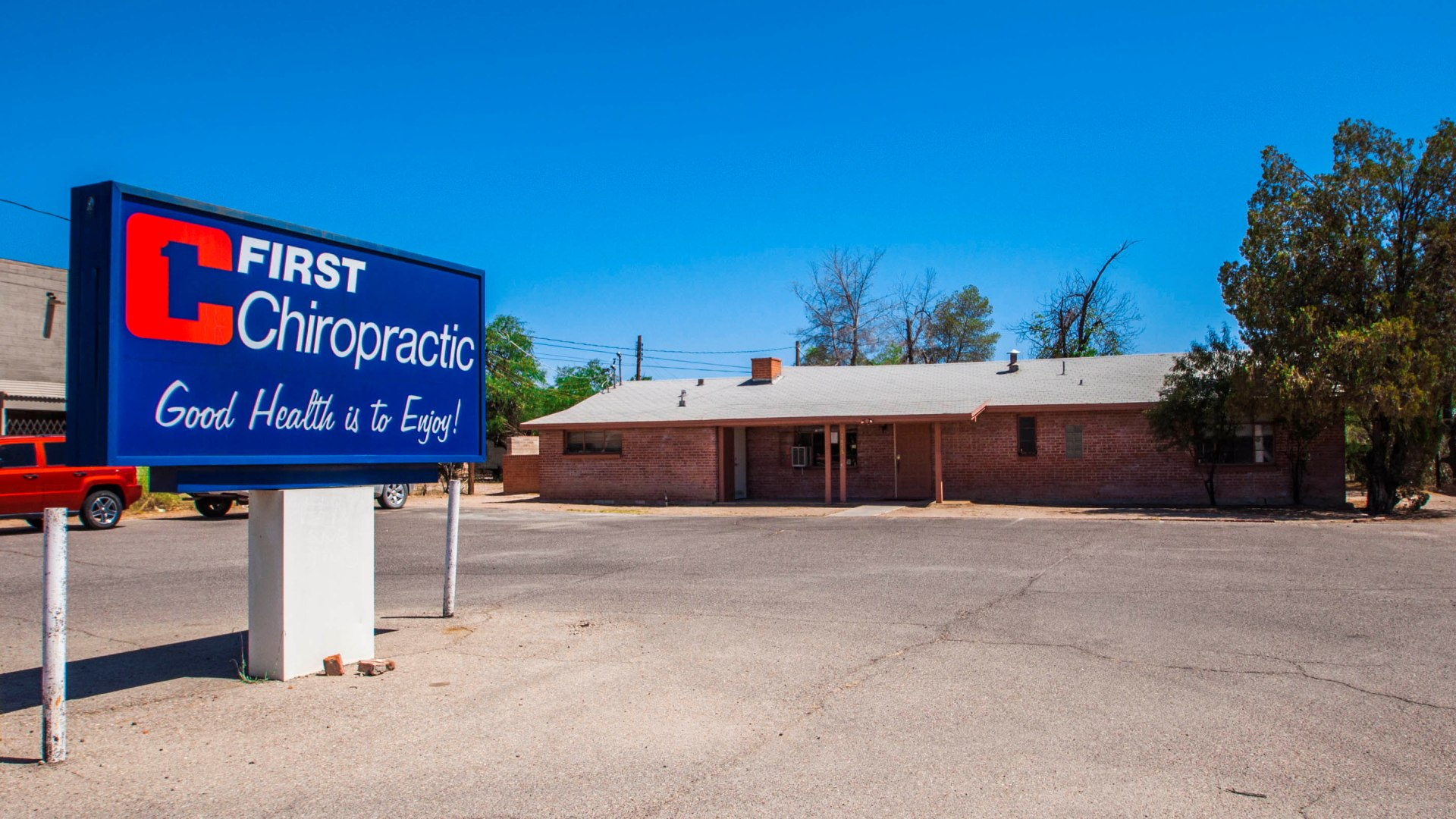First Chiropractic of Tucson on Prince Rd