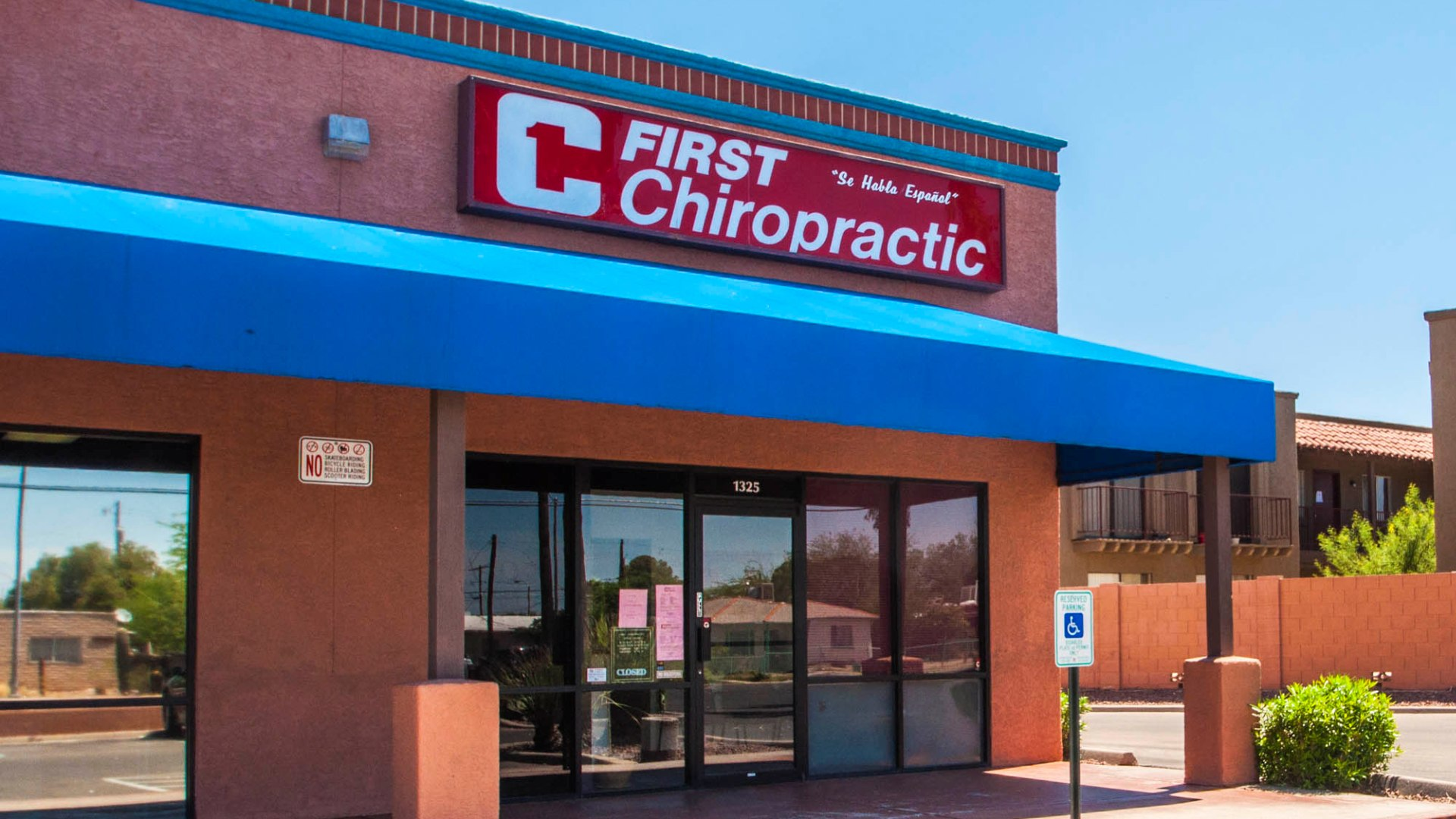 First Chiropractic of Tucson on St Mary's Road