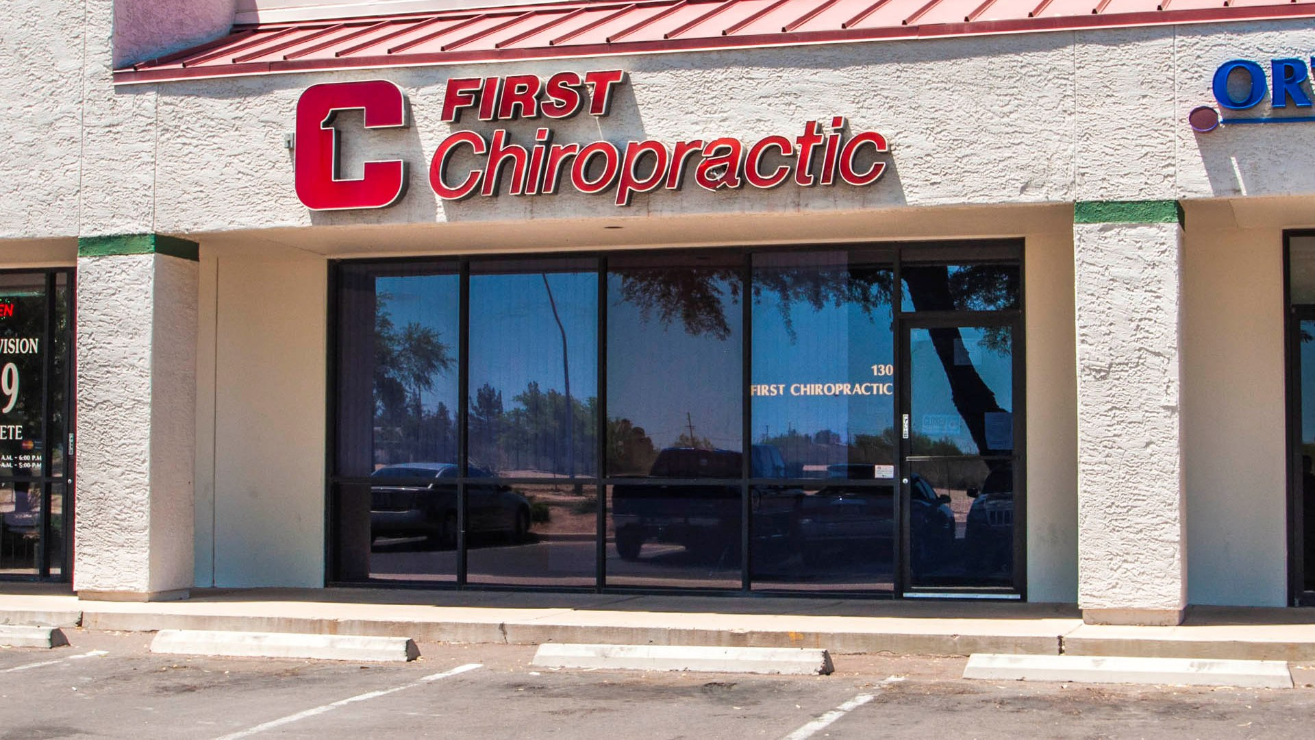 First Chiropractic of Tucson on East Valencia Road