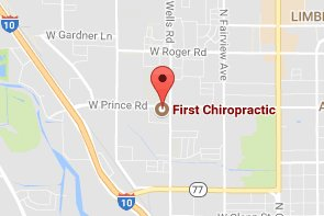 chiropractor tucson 1435 W Prince Rd