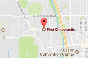 chiropractor tucson 1325 W St Mary's Rd
